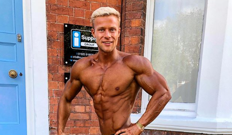 Love Island's Harley Judge unrecognisable as he reveals dramatic body transformation