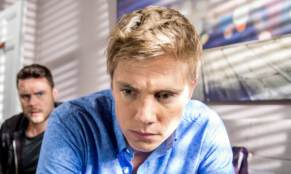 Emmerdale fans want Robert Sugden recast when Ryan Hawley exits