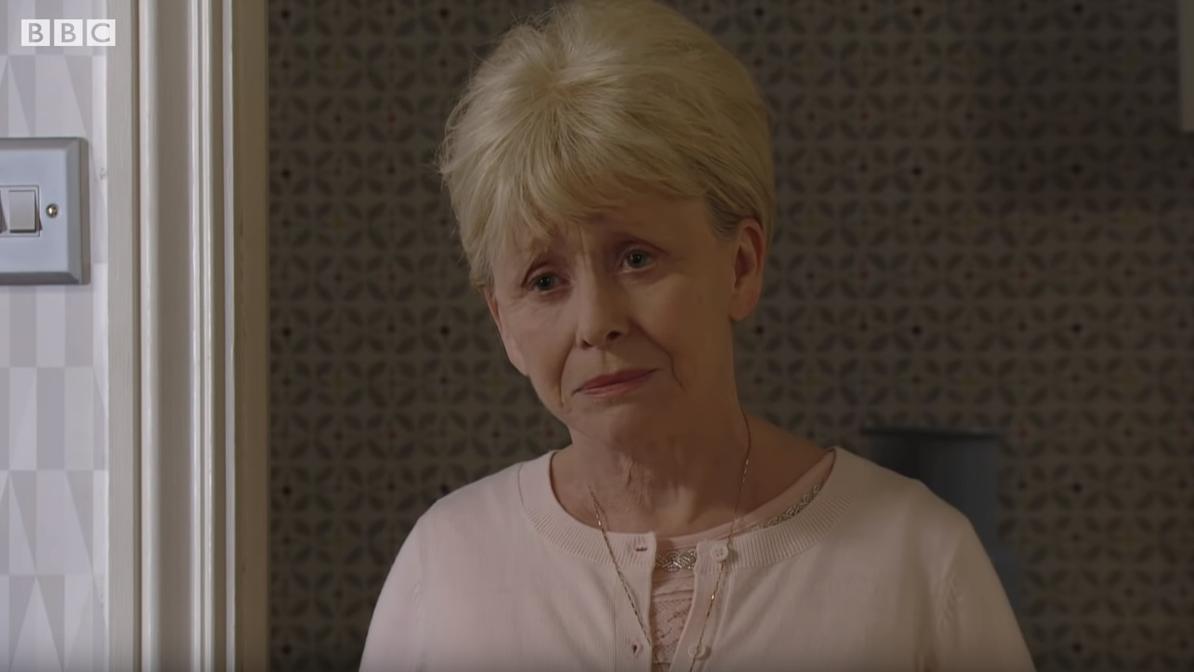 EastEnders SPOILERS: Louise is having a girl called Peggy!