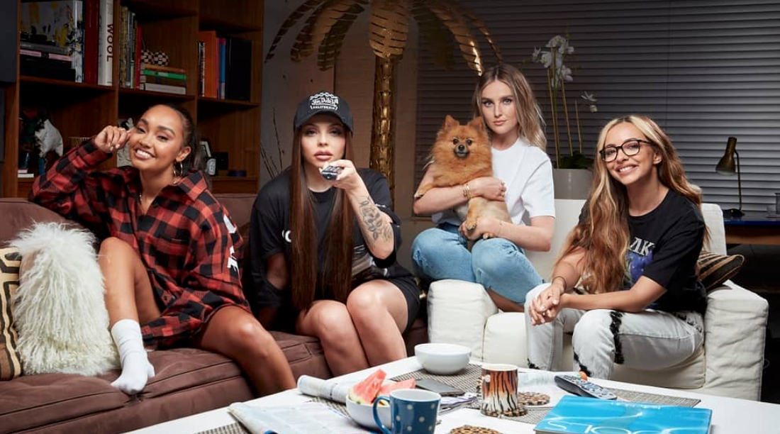 Little Mix leave viewers in hysterics as they discuss 'jam jar vaginas' on Celebrity Gogglebox