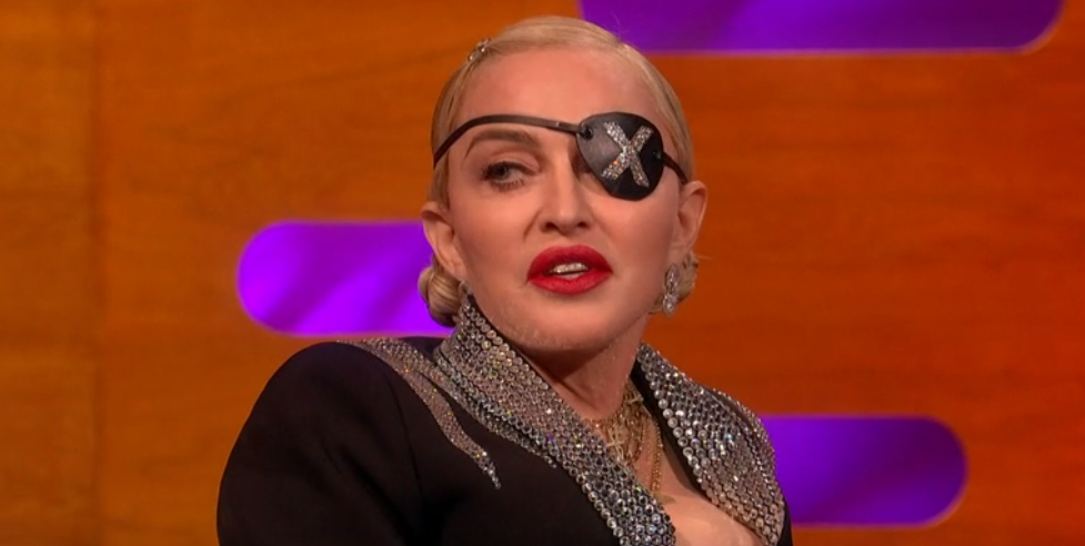 "Viewers brand Madonna's Graham Norton interview ""awkward"" and ""embarrassing"""