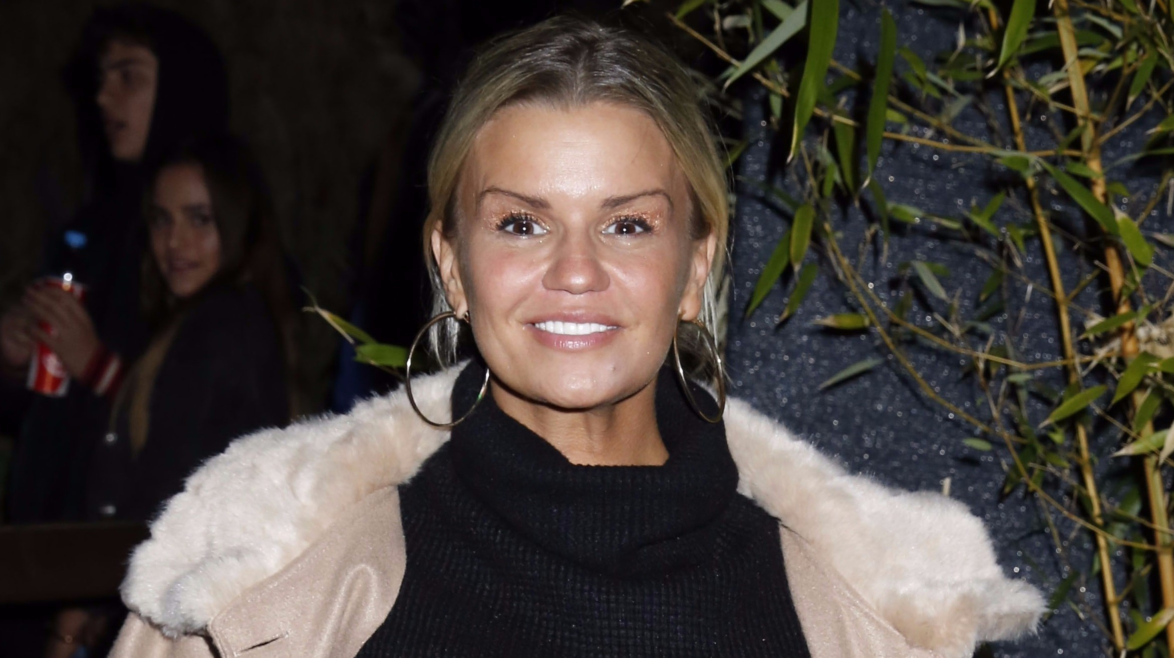 "Kerry Katona says she's not afraid of ""failing"" as she tries to ""better"" herself"