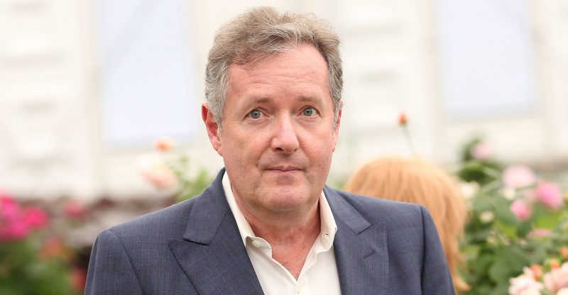 Piers Morgan says 'senior BBC staff should be sacked to pay for free TV licences'