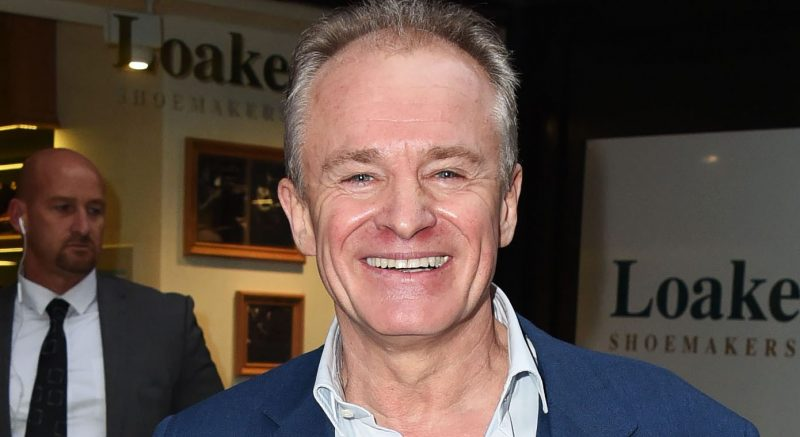 Bobby Davro rubbishes claims he's 'dating mystery brunette half his age'
