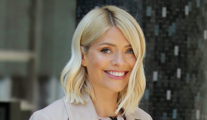 Holly Willoughby shares emotional tribute to dad, husband AND Phillip Schofield