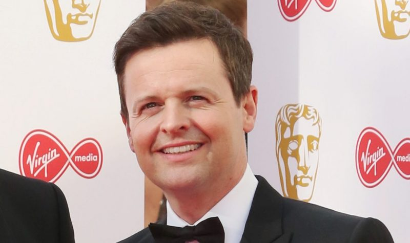 Declan Donnelly celebrates first Father's Day as a dad with sweet message