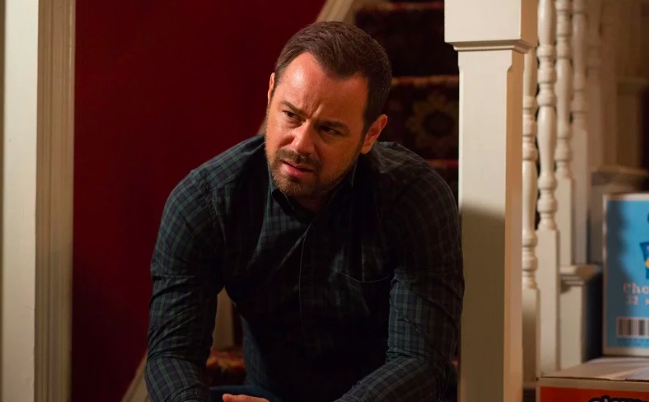 Danny Dyer speaks out on EastEnders future amidst rumours Mick Carter will die