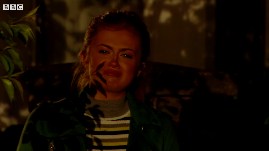 Is EastEnders' Tiffany Butcher in for a shock as her rapist returns?