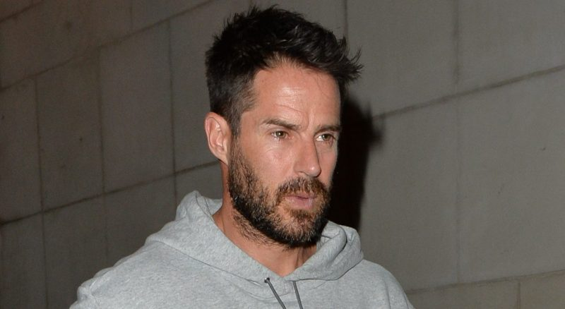 Jamie Redknapp frustrated by dad Harry during Father's Day get together