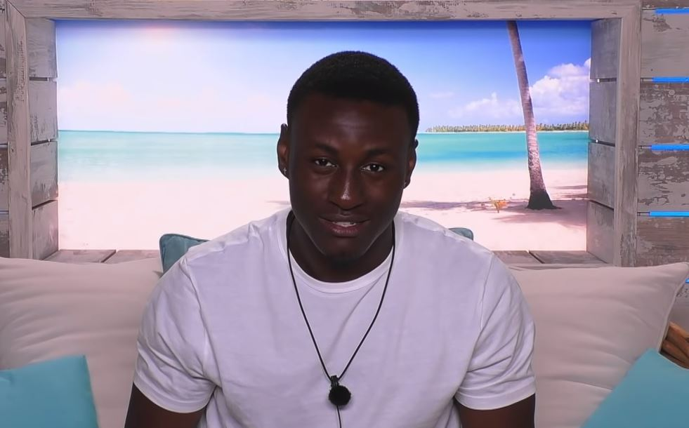 Love Island's Sherif Lanre claims show 'ignored racist language from another contestant'