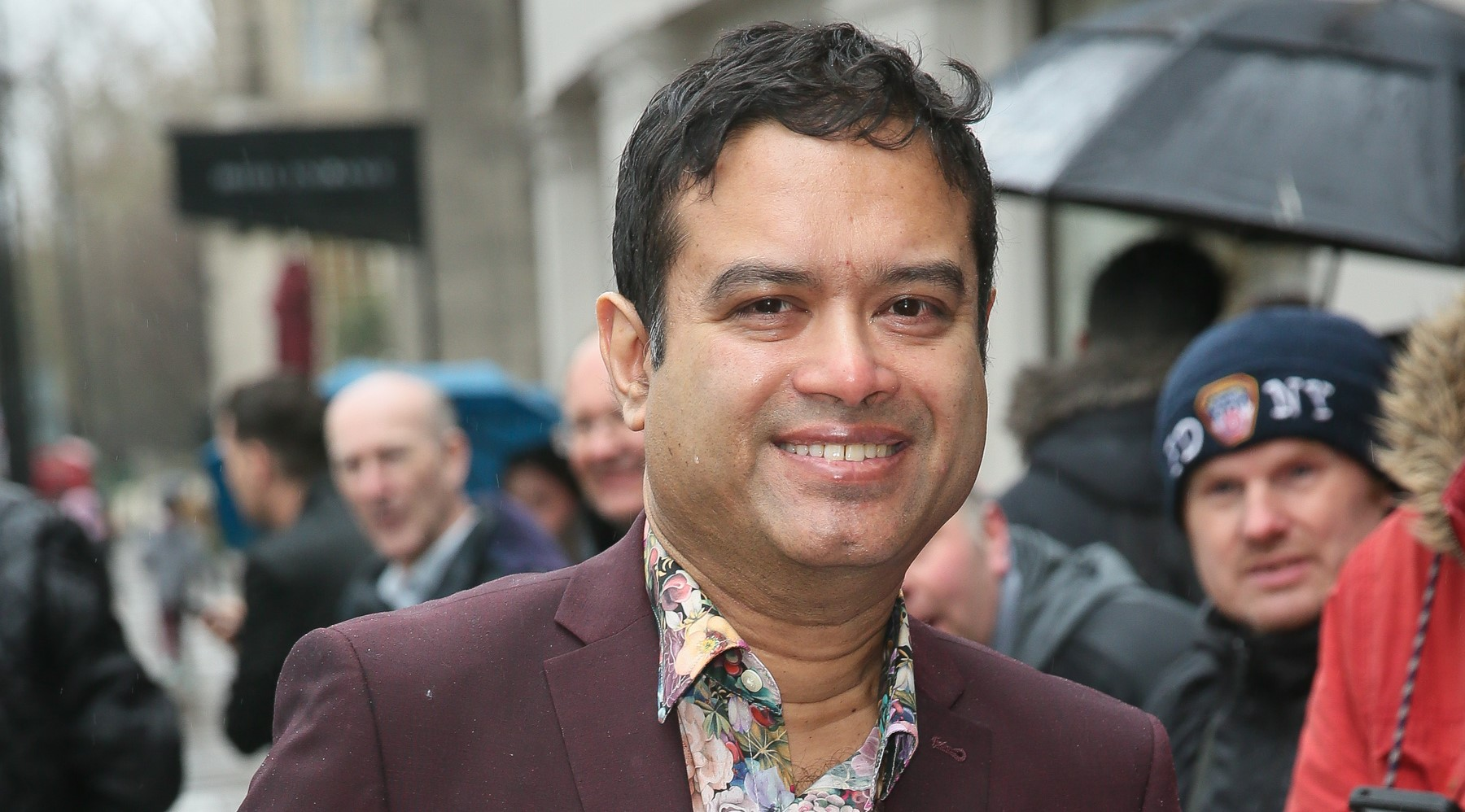 The Chase's Paul Sinha mocks claims he had died following Parkinson's diagnosis