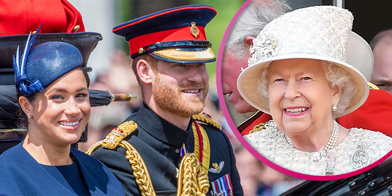 The Queen 'will not attend baby Archie's christening next month'