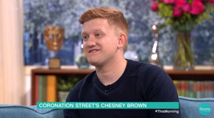 Coronation Street star Sam Aston reveals huge real-life family will help him cope with Chesney's quads
