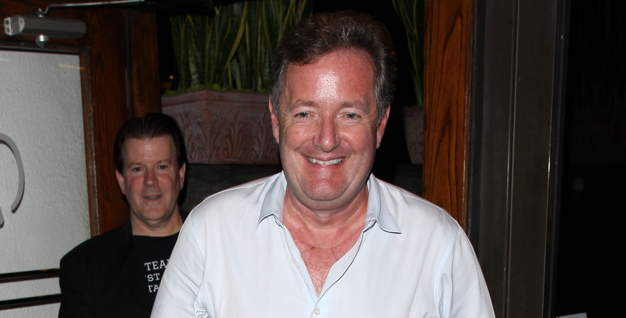 Piers Morgan jokes Sharon Osbourne is more dangerous than a serial killer