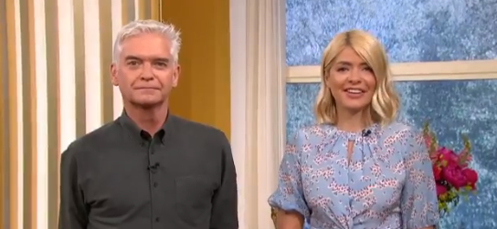 This Morning viewers hit out at Phil and Holly for acting 'like a pair of toddlers'