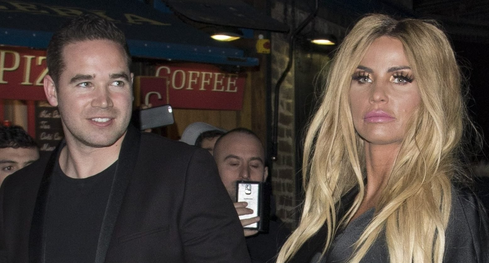 Kieran Hayler breaks his silence on ex-wife Katie Price's new toyboy
