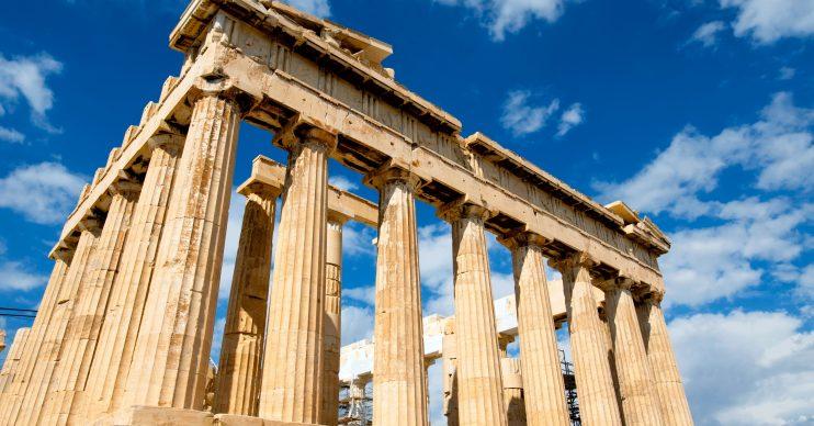 Greece Athens Credit: Pexels/Pixabay