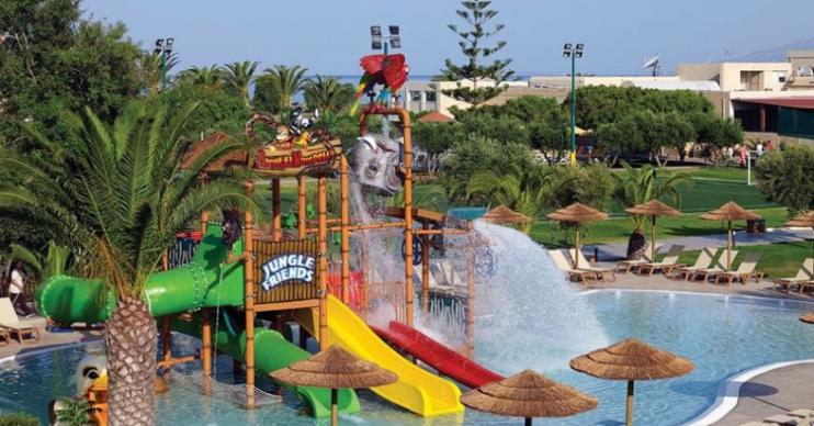 Atlantica Holiday Village resort Kos