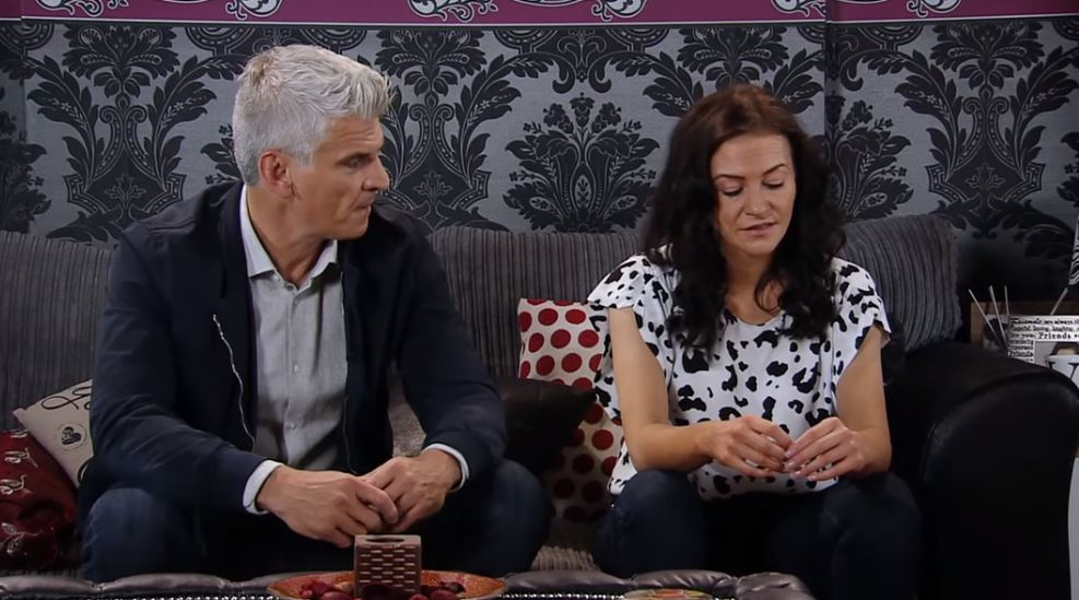 """Corrie actress Kerri Quinn """"beyond excited"""" to be paired up with """"hottest man on TV"""" Tristan Gemmill"""