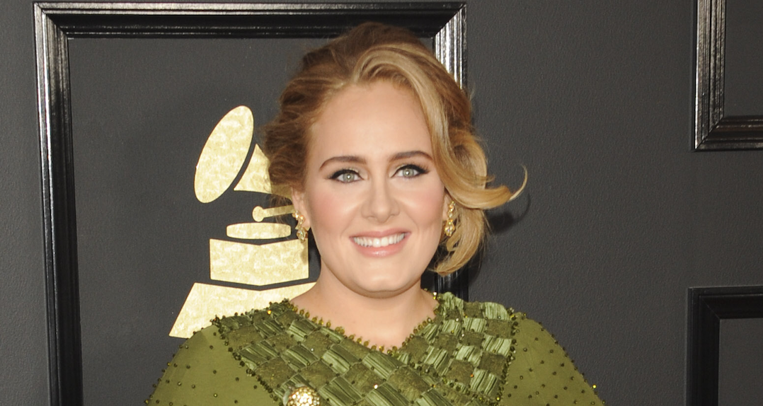 Adele 'loses a stone following her marriage split'