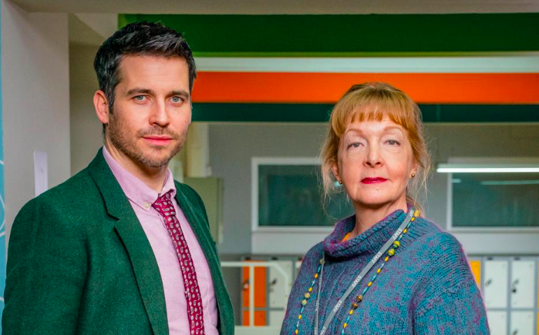 Viewers thrilled to see Emmerdale's Val Pollard - aka Charlie Hardwick - back on telly