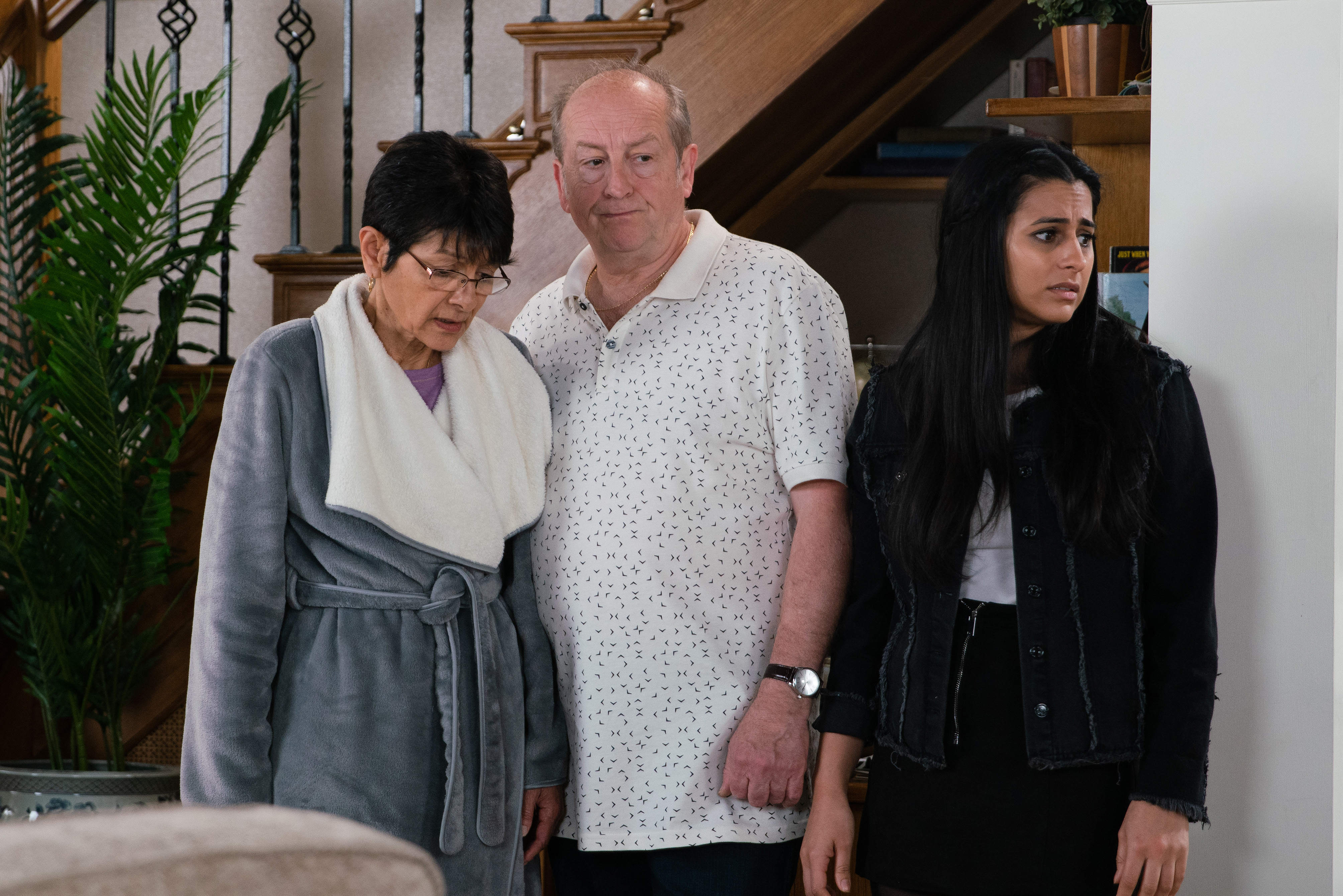 Coronation Street SPOILER: Geoff's abuse takes a dark turn