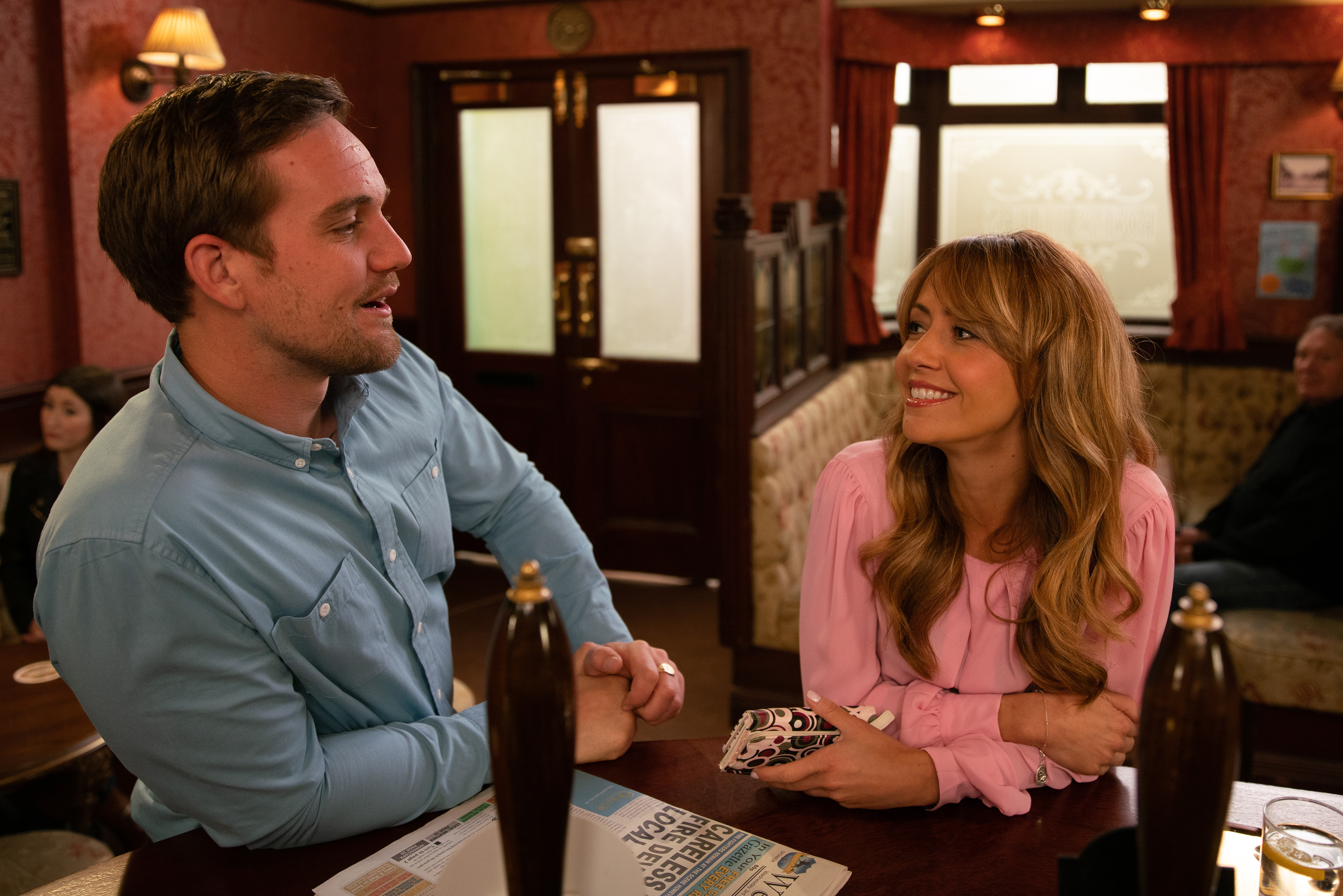 Coronation Street SPOILER: Romance for Ali and Maria?