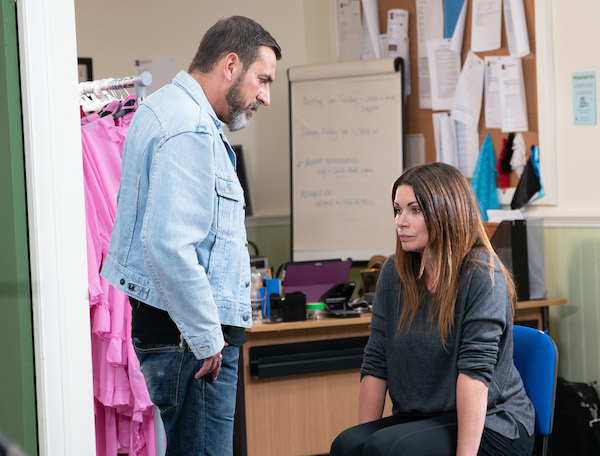 Coronation Street SPOILER: Carla makes a shocking decision about her future