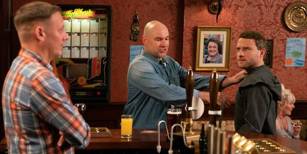 Coronation Street SPOILER: Sean brutally attacked