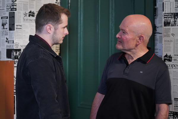 EastEnders SPOILER: Ben and Jonno come to blows