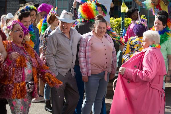 EastEnders SPOILER: Pride fever hits Walford
