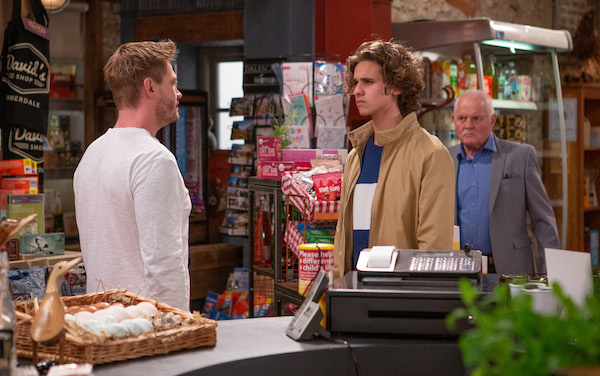 Emmerdale SPOILER: David fights to get through to Jacob