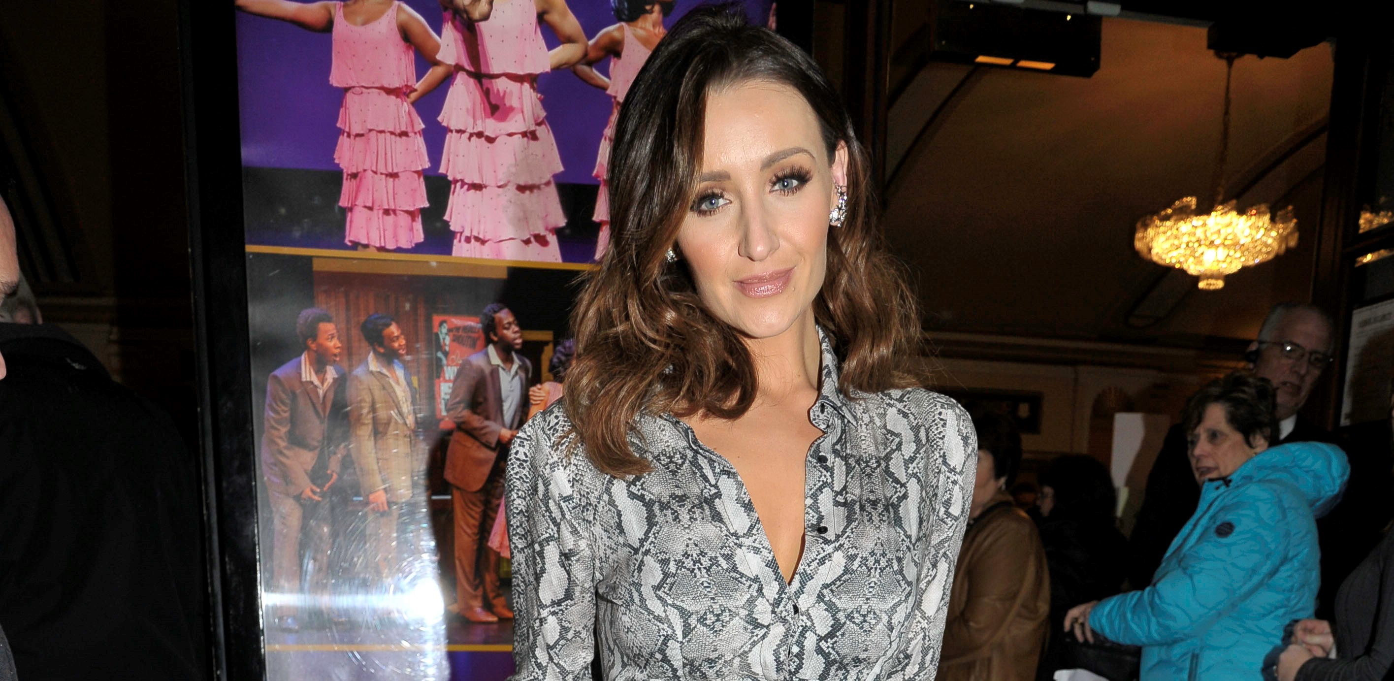 Catherine Tyldesley says her son is growing up too quickly as she shares posed pic