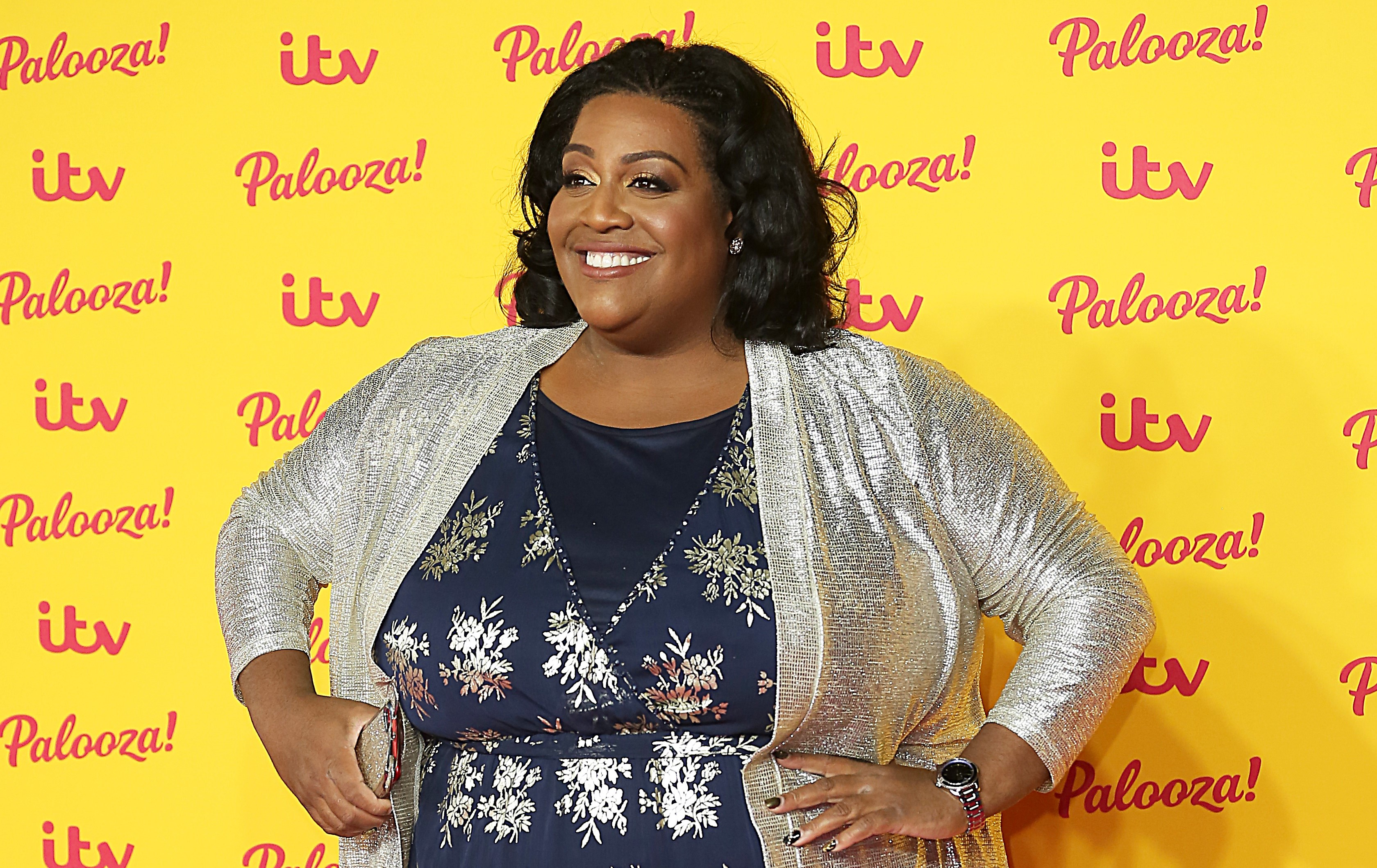 Alison Hammond shares rare family photo
