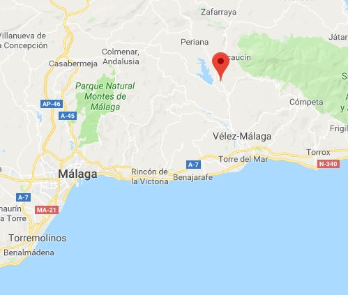 Google Map Of Southern Spain.Five Year Old Boy Drowns In Pool At Grandfather S Spanish Villa