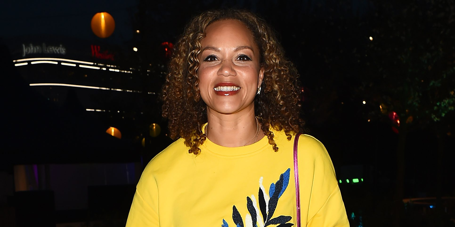 Angela Griffin speaks out following news of her 'Coronation Street return'
