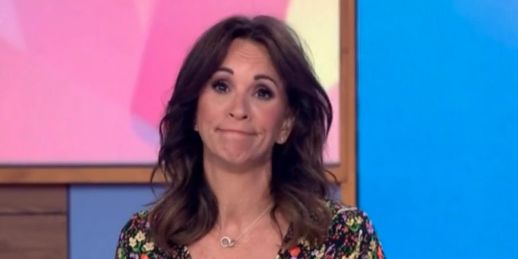 Andrea McLean encourages body confidence with bikini pic