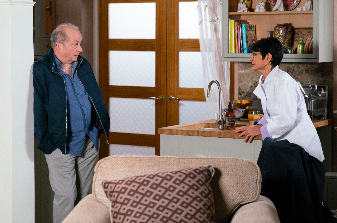 Coronation Street lines up coercive control plot for Yasmeen and Geoff