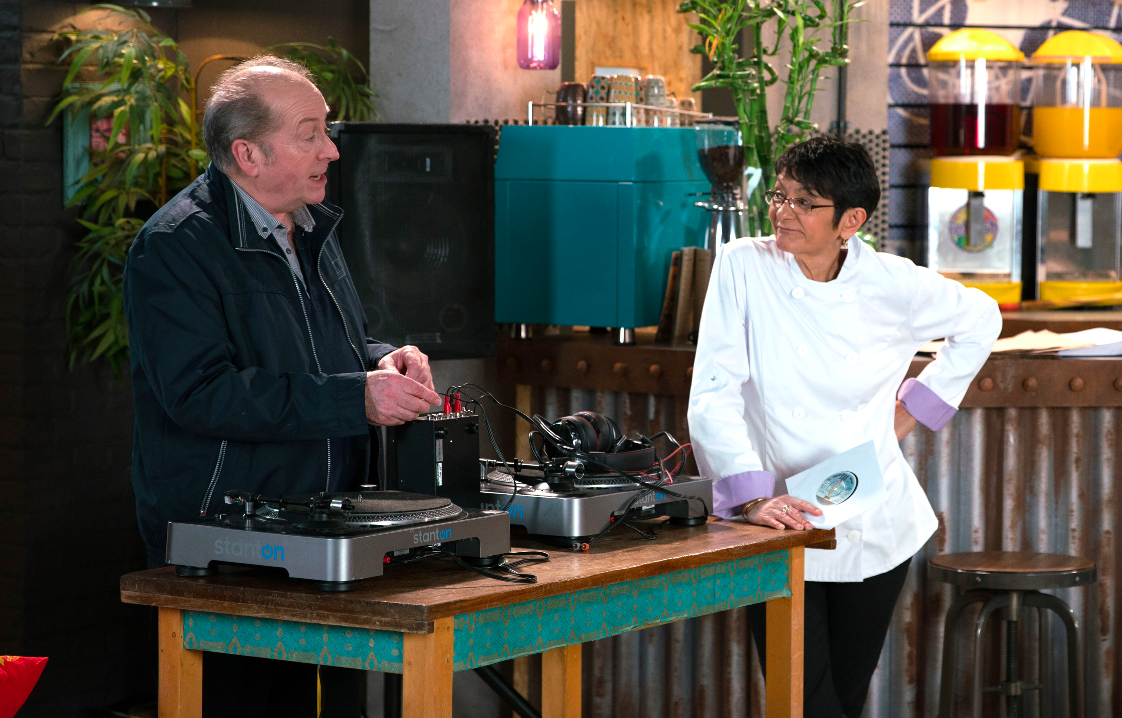Coronation Street consults with domestic abuse charity over coercive control plot for Yasmeen and Geoff