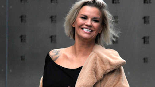 Fans blown away by singing talent of Kerry Katona's 12-year-old daughter Heidi