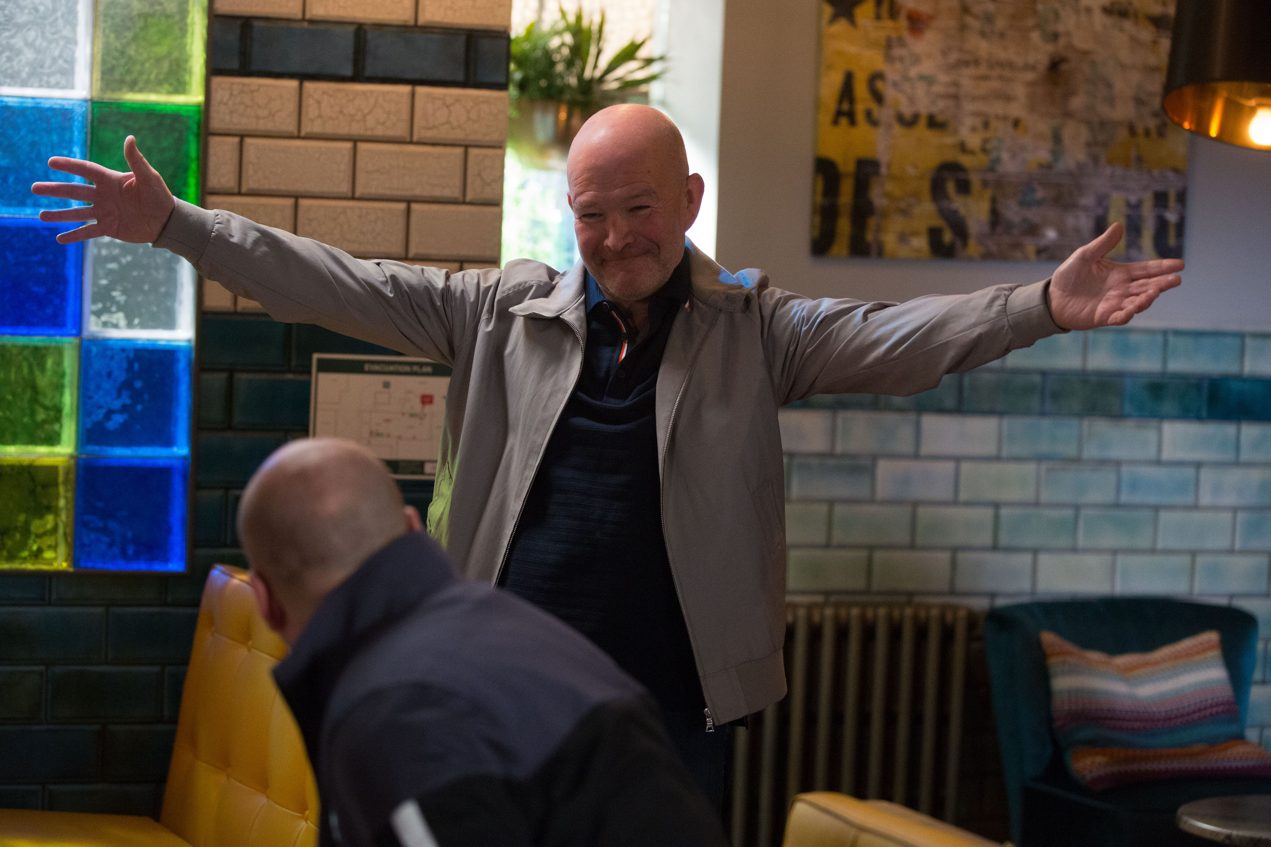 EastEnders SPOILER: Stuart and Callum Highway's evil dad Jonno arrives
