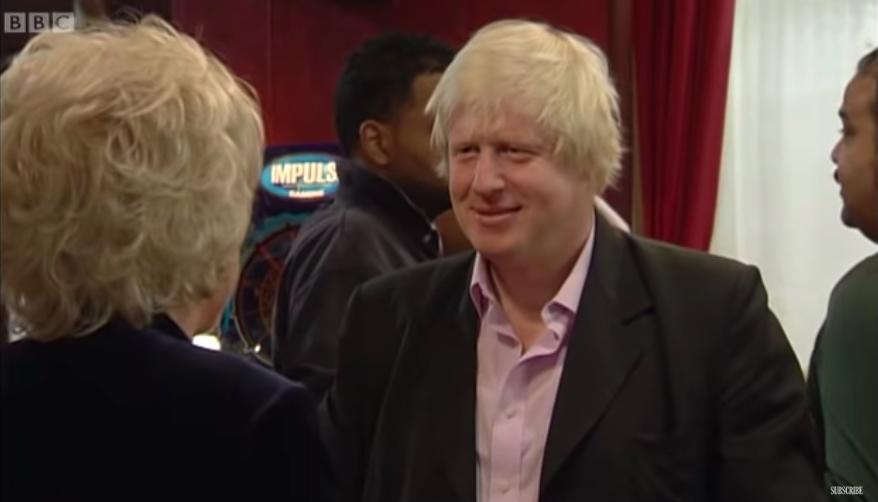 Boris Johnson's EastEnders cameo resurfaces