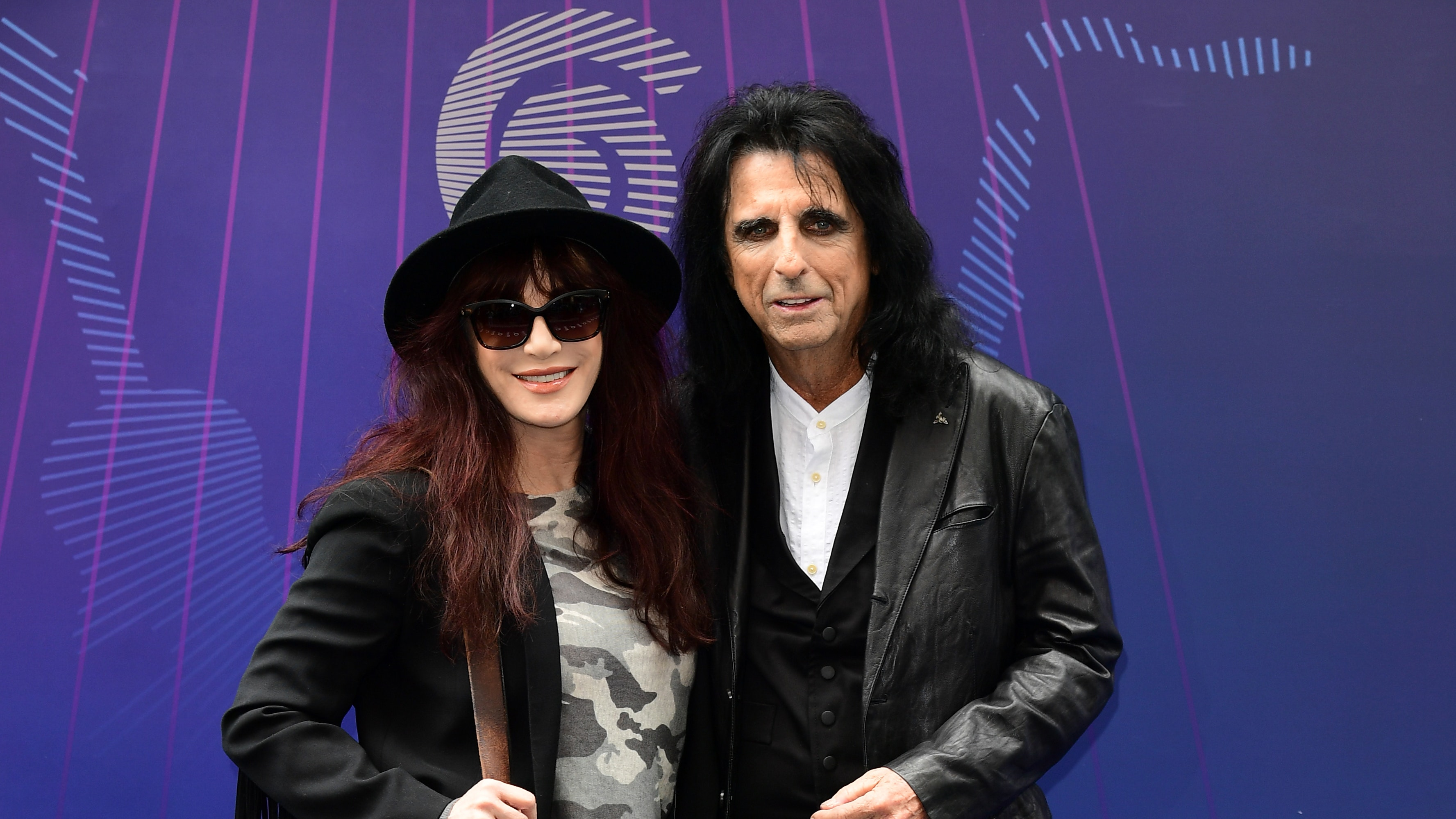 Alice Cooper on death 'pact' with wife of 43 years