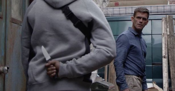 EastEnders fans gripped as Jack Branning is stabbed and robbed