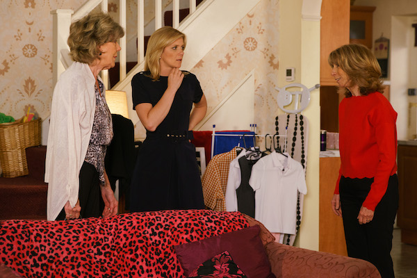 Coronation Street SPOILER: Gail goes missing