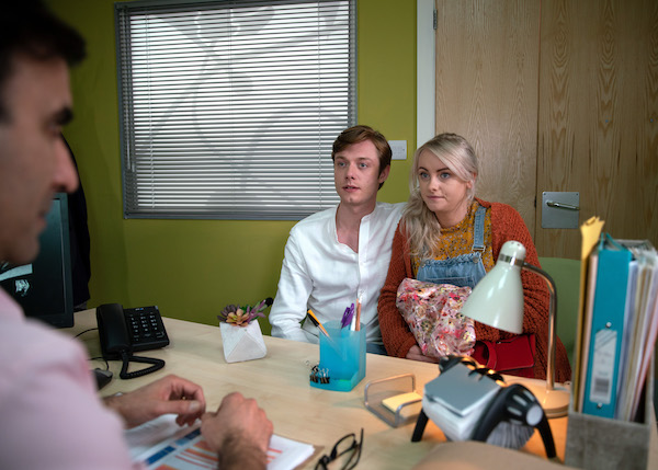 Coronation Street SPOILER: Daniel and Sinead face their worst fears