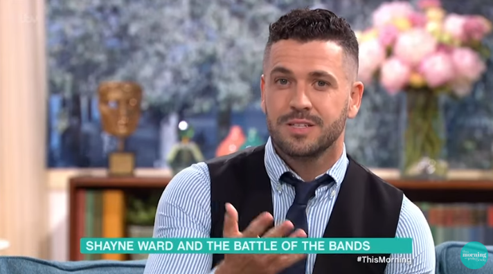 Shayne Ward reveals he wasn't allowed to do gigs abroad whilst on Coronation Street