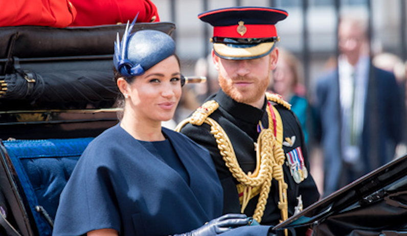 Meghan and Harry 'get through three nannies in six weeks for baby Archie'