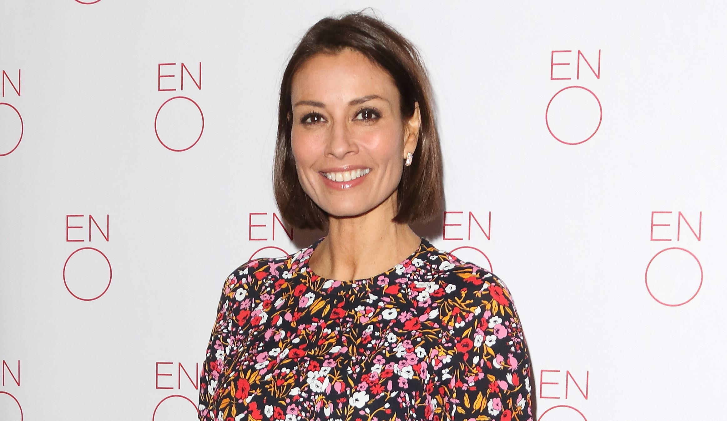 Melanie Sykes shows off incredible bikini body in sizzling photo
