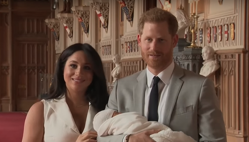 Baby Archie's godmother 'revealed' after clue spotted at Meghan's latest outing